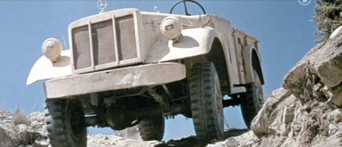1951 Dodge M-37 Modified for Movie