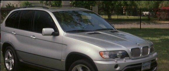 IMCDb.org: 2002 BMW X5 4.6is [E53] in \