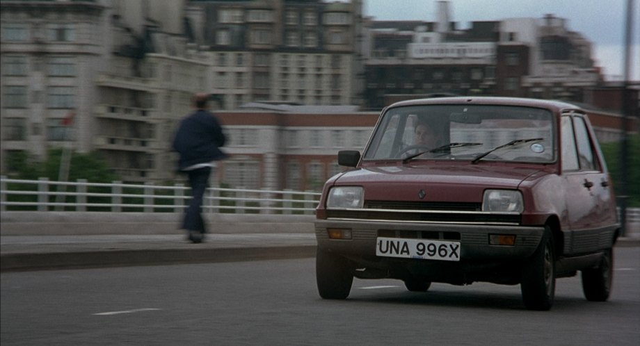 Imcdb 1981 Renault 5 Gtl Srie 1 R1397 In In The Name Of The