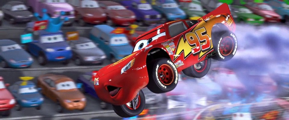 Imcdb Org Made For Movie Nascar Lightning Mcqueen In Cars 2006
