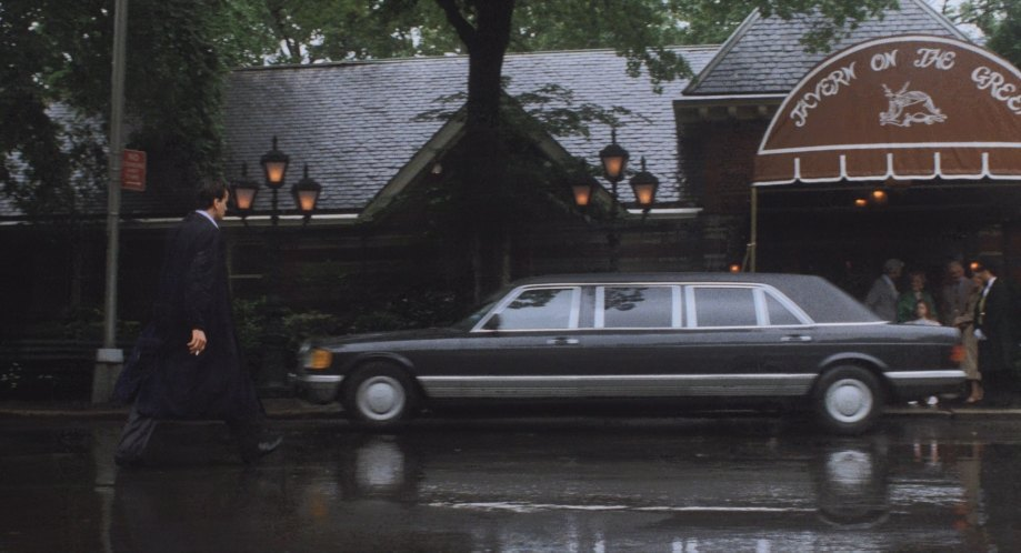 1981 mercedes benz s klasse stretched limousine for Wall street motor cars