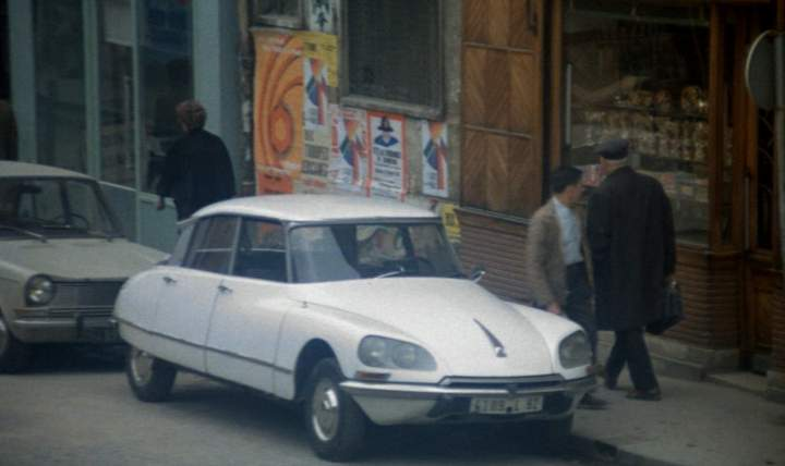 1970 Citro�n DS 21 Pallas