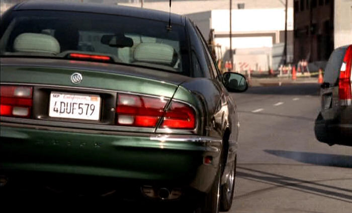 "IMCDb.org: 2003 Buick Park Avenue Ultra in ""Alias, 2001-2006"""
