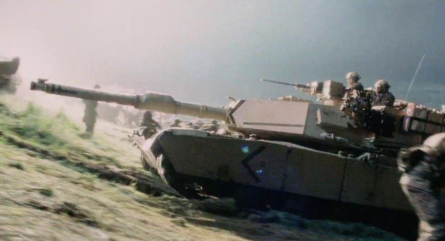 General Dynamics M1A2 'Abrams'