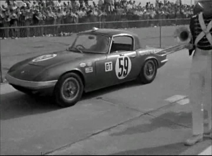 IMCDborg 1965 Lotus Elan S1 FHC Type 26R in Les aventures de