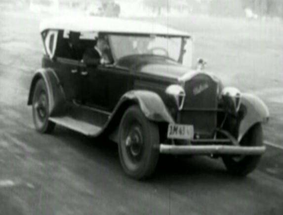 1926 Packard Eight Phaeton [336]