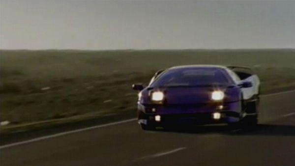 Imcdb Org 1994 Lamborghini Diablo Se 30 In Jamiroquai Cosmic Girl