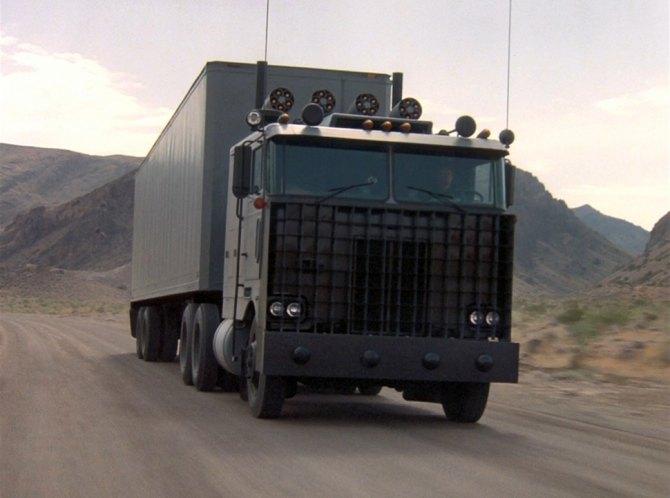 Knight Rider Goliath Truck