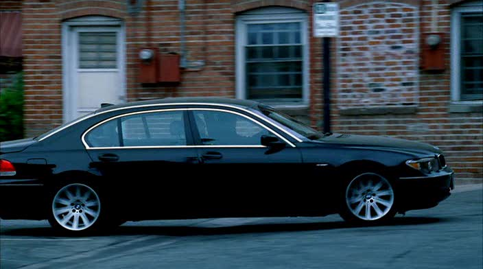 IMCDborg BMW Li E In Without A Trace - 2009 bmw 745li