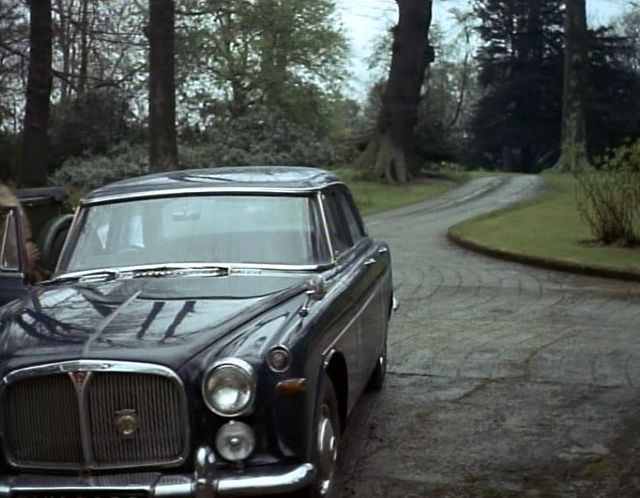 1963 Rover 3 Litre Saloon MkII [P5]