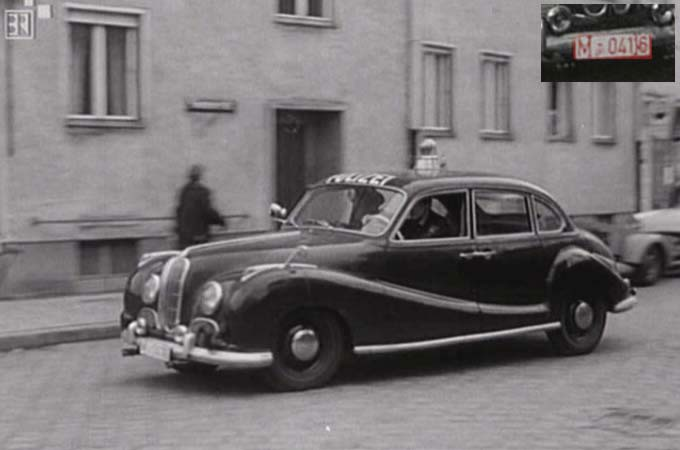 BMW 501 - Partsopen