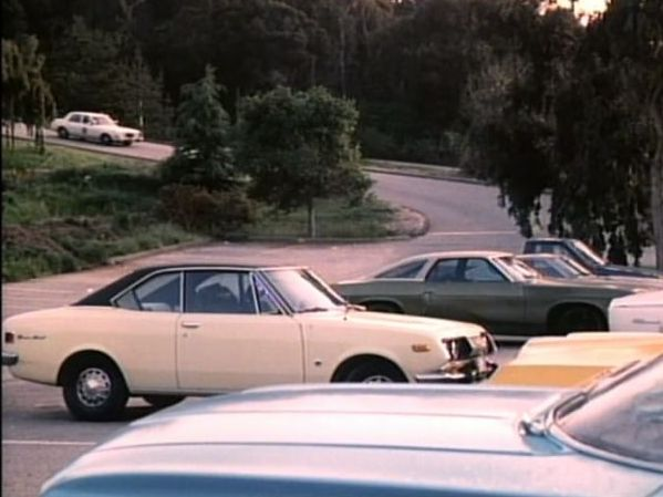 1971 Toyota Corona Mark II Coup� 1900 [RT72]