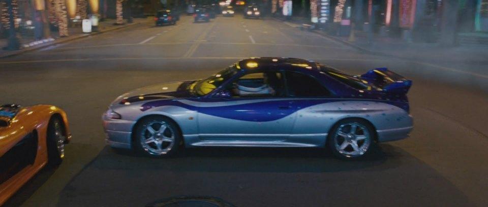 skyline gtr r33. Nissan Skyline GT-R [R33]