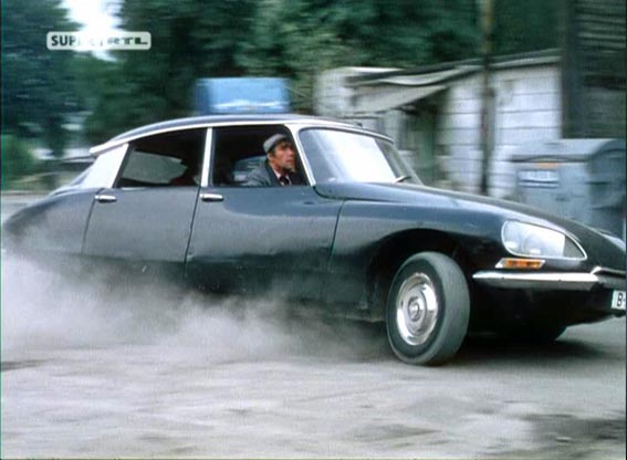 Citroen ds 20. Best photos and information of modification.