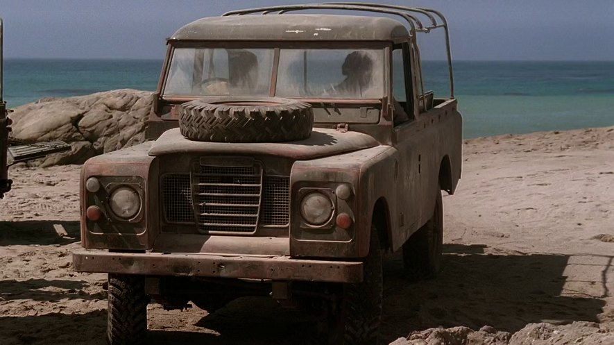 1971 Land-Rover 109'' Series III