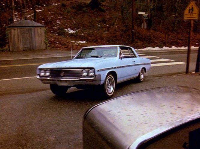 IMCDborg 1964 Buick Skylark 4337 In Twin Peaks 1990 1991