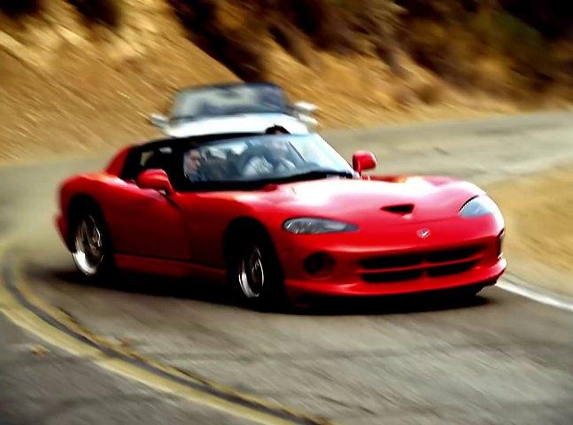 """Used Dodge Viper >> IMCDb.org: 1998 Dodge Viper RT/10 in """"'N Sync: Bye Bye Bye ..."""