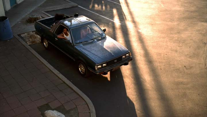 1987 Subaru BRAT GL 4WD Halo Twin Roof [AT]