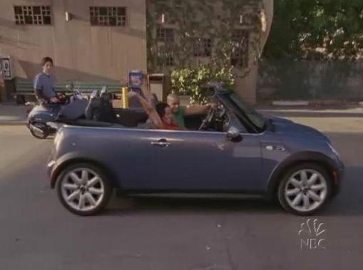 Mini Cooper S Convertible 2011. MINI Cooper S Convertible [R52