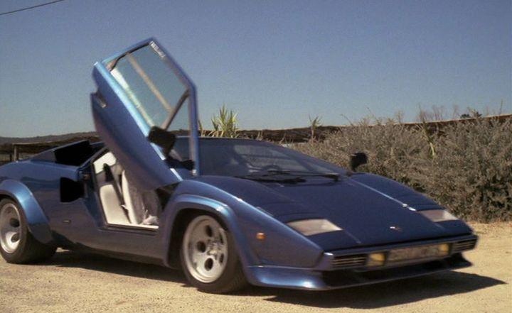 Imcdb Org 1982 Lamborghini Countach Lp 400 S In Police Des Moeurs