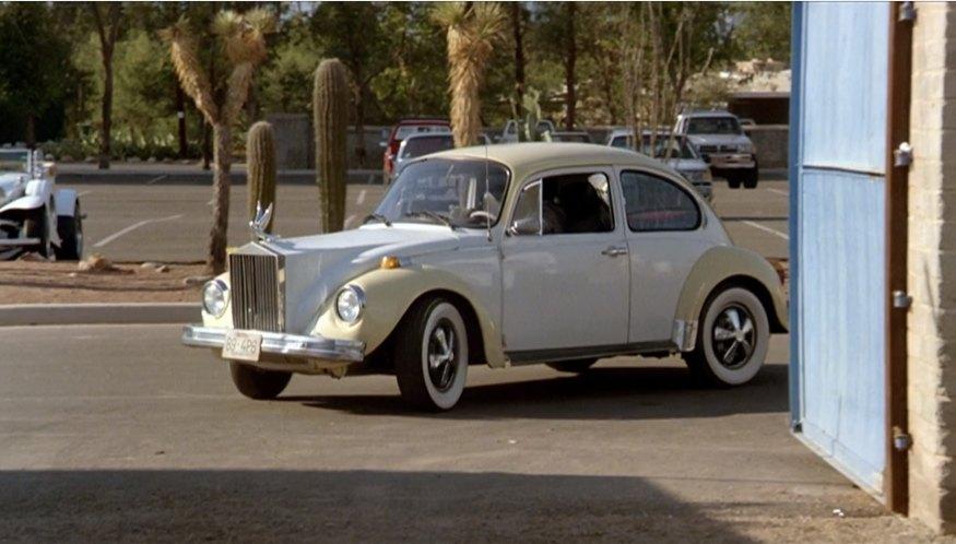 """IMCDb.org: 1973 Volkswagen Super Beetle [Typ 1] in """"Major League, 1989"""""""