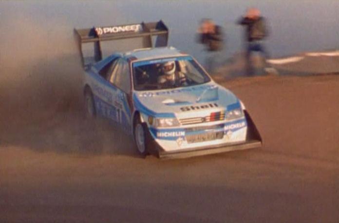 IMCDborg 1988 Peugeot 405 Turbo 16 GR Pikes Peak in The Worlds