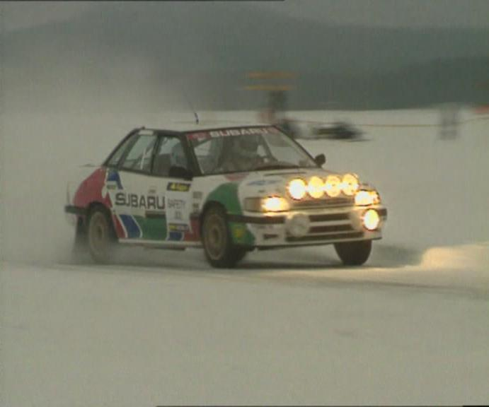 Imcdb Org 1991 Subaru Legacy Rs Group A Bc In The Worlds