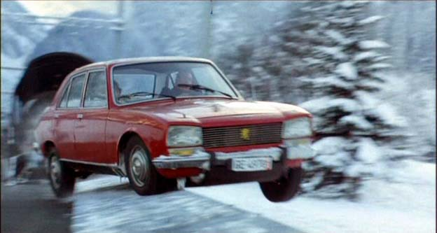 Imcdb Org 1975 Peugeot 504 Ti In Love And Bullets 1979