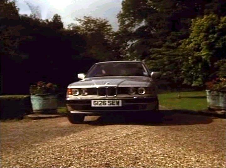 IMCDb.org: 1990 BMW 735i Automatic [E32] in