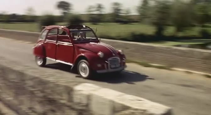 1967 Citro�n 2CV AZAM Export