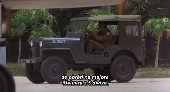 Imcdb Org 1953 Willys Jeep Cj 3b In Good Morning Vietnam 1987
