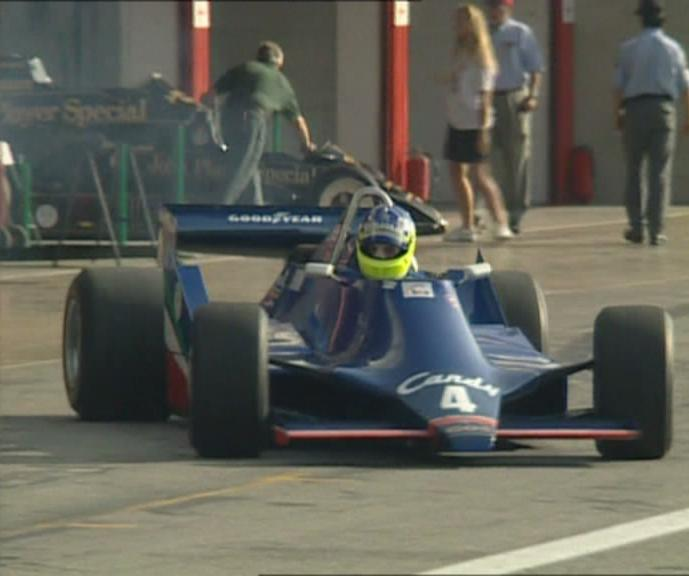 Tyrrell 009 Ford