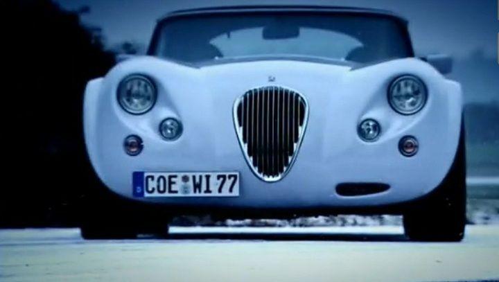 Imcdb 2004 Wiesmann Mf3 Roadster In Top Gear 2002 2015