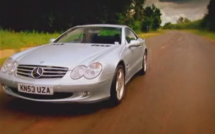 2003 Mercedes-Benz SL 600 [R230]