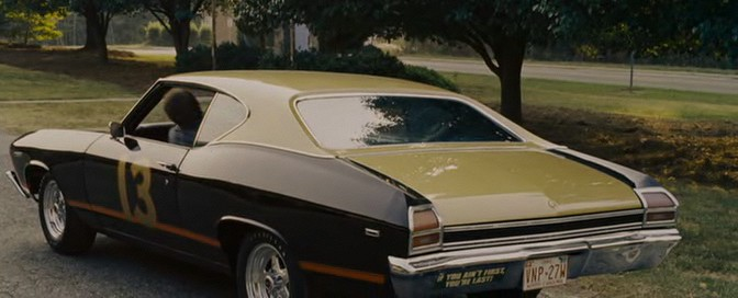 1969 Chevrolet Chevelle Malibu in Talladega Nights: The Ballad of Ricky