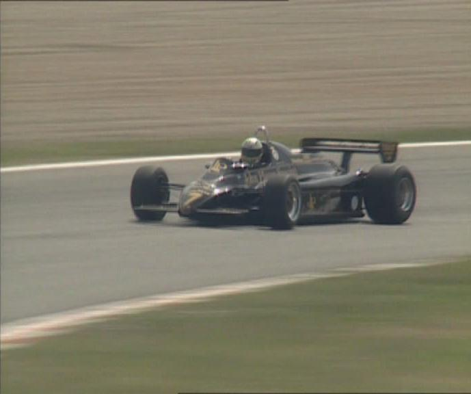 Lotus 91 Ford [Type 91]