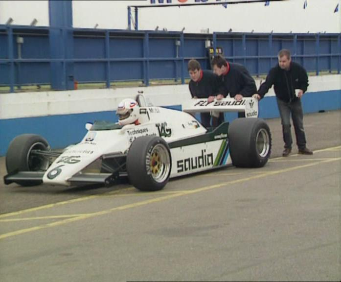 1982 Williams FW08 Ford