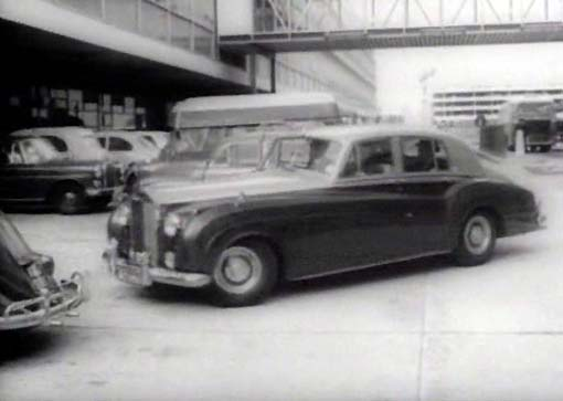 1955 Rolls-Royce Silver Cloud I