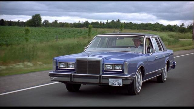 Imcdb Org 1984 Lincoln Town Car 54d In Quot The Stupids 1996 Quot