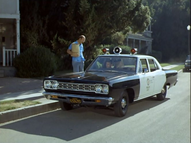 I on 1970 Dodge Sedan