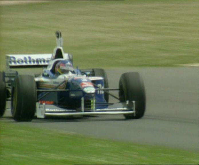 1997 Williams FW19 Renault
