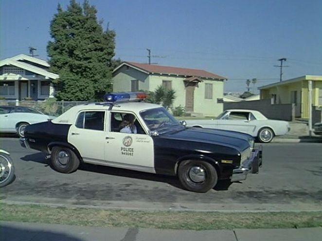Imcdb Org 1973 Chevrolet Nova In Quot Chips 1977 1983 Quot