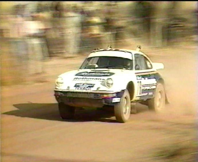 1984 Porsche 911 Rally Raid [953]