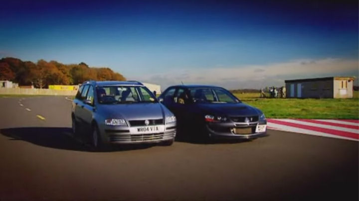2004 Fiat Stilo Multi Wagon Active 16v [192]