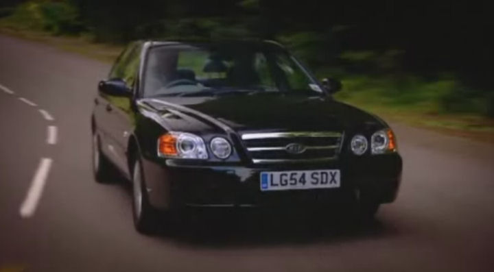 Top Gear Car Review Kia Magentis