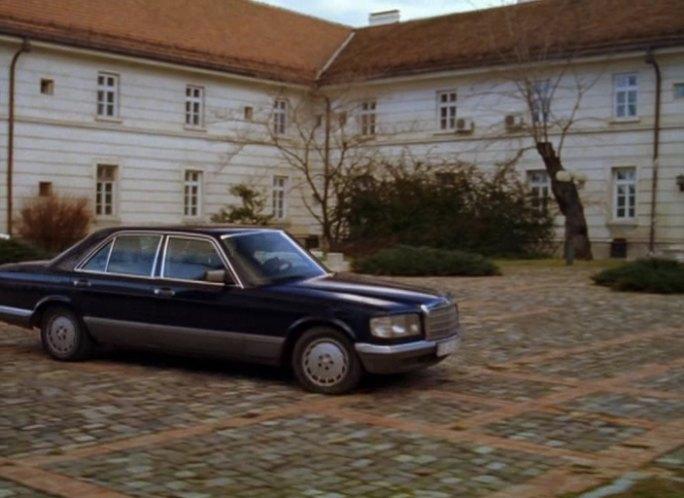 1980 mercedes benz 280 se w126 in the. Black Bedroom Furniture Sets. Home Design Ideas