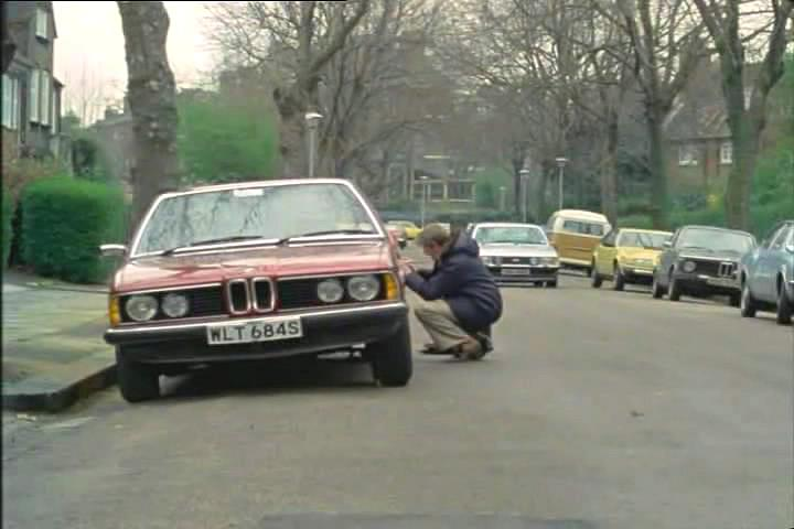 Imcdb Org 1977 Bmw 730 E23 In Quot The Sweeney 1975 1978 Quot