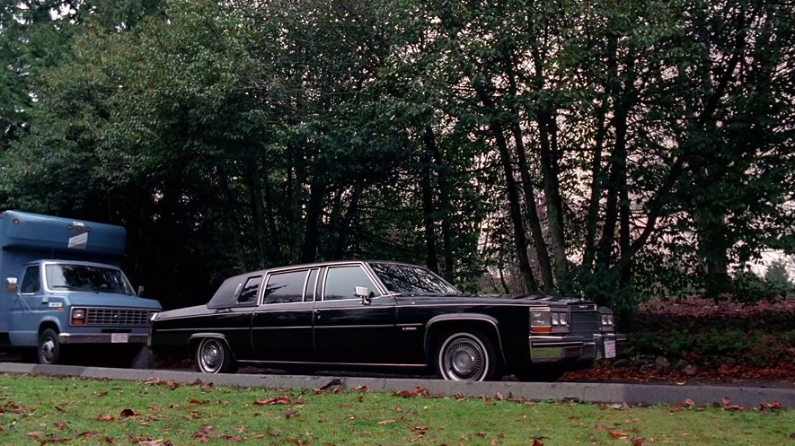 1983 Cadillac Fleetwood Limousine