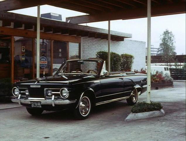 Imcdb Org 1965 Plymouth Valiant Acapulco Convertible In