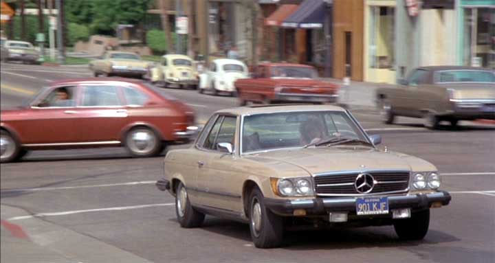 1974 Mercedes-Benz 450 SLC [C107]